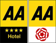 Derbyshire's original AA 4 Star Hotel with a Rosette Food Award
