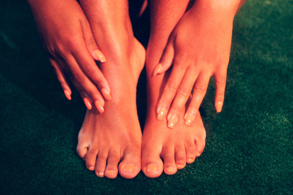 ZENSPA LUXURY PEDICURE
