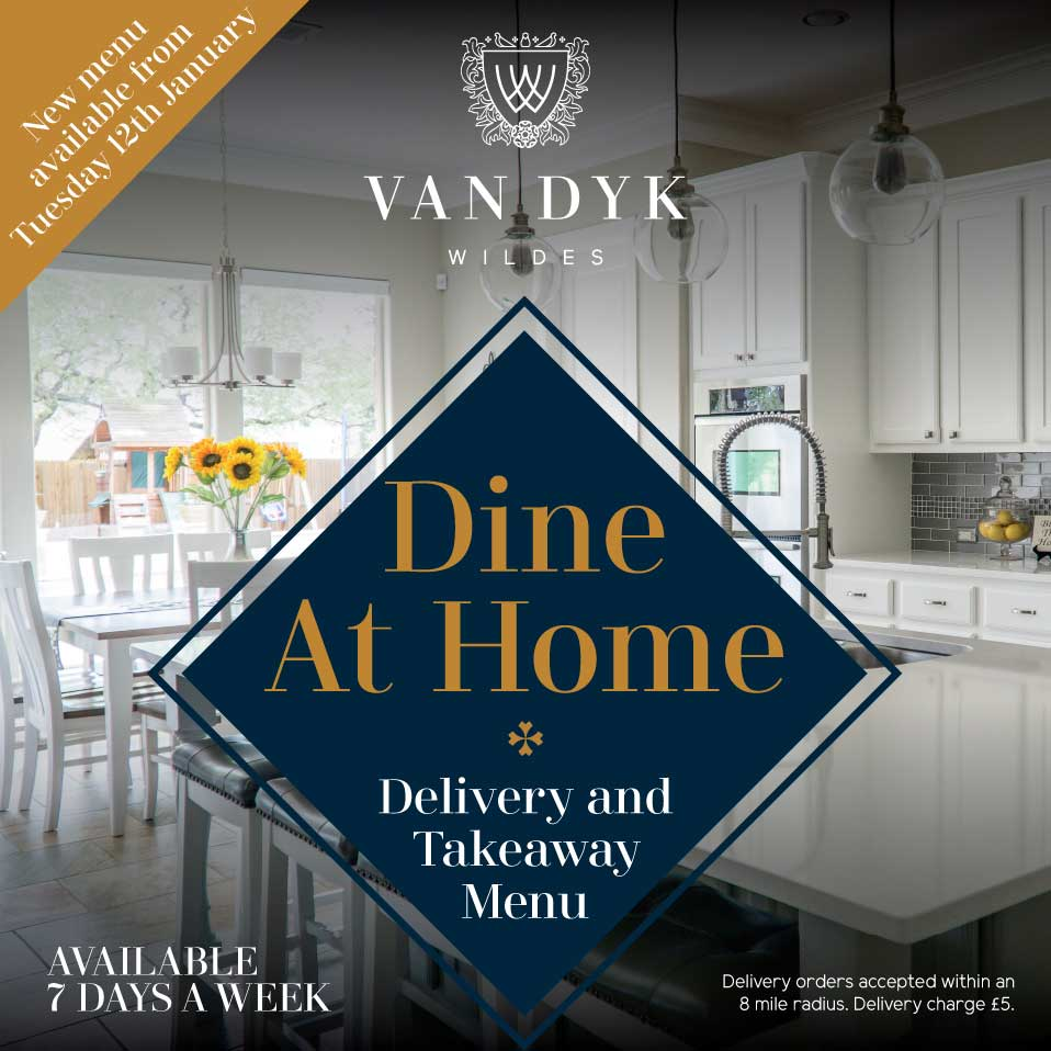 Dine at home