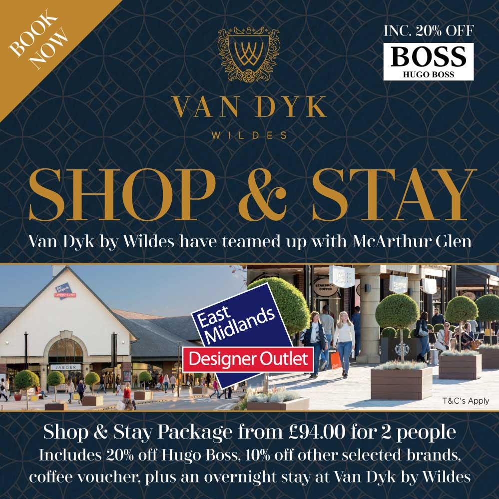 Shop & Stay