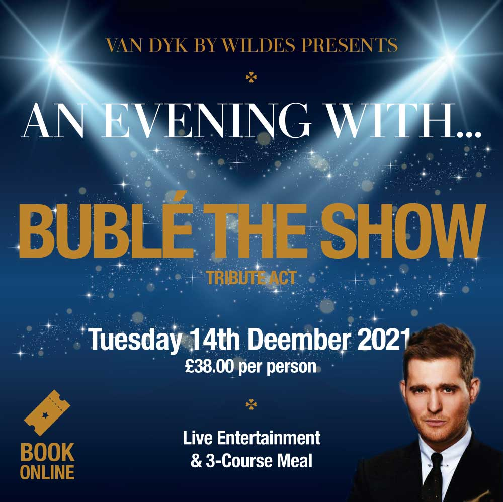 Michael Bublé (Tribute Act)