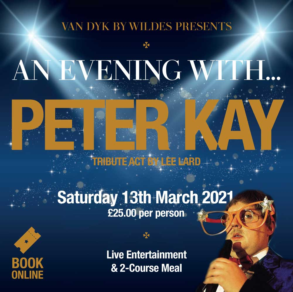 Peter Kay (Tribute)