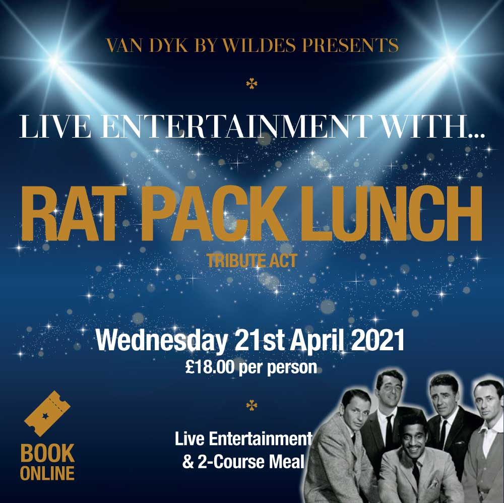 Rat Pack Lunch (Tribute)