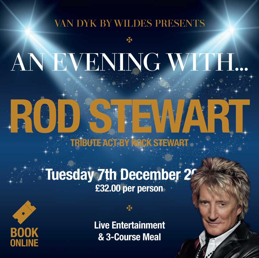 Rod Stewart by Rock Stewart