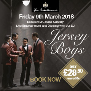 Tribute to The Jersey Boys