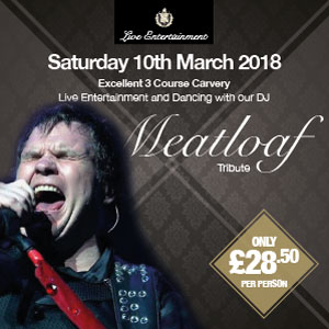 Meatloaf  (Tribute Act)