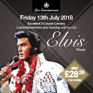 Elvis  (Tribute Act)