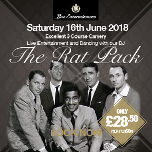 An Evening with the Rat Pack (Tribute Act)