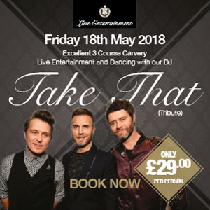 Take That (Tribute Act)